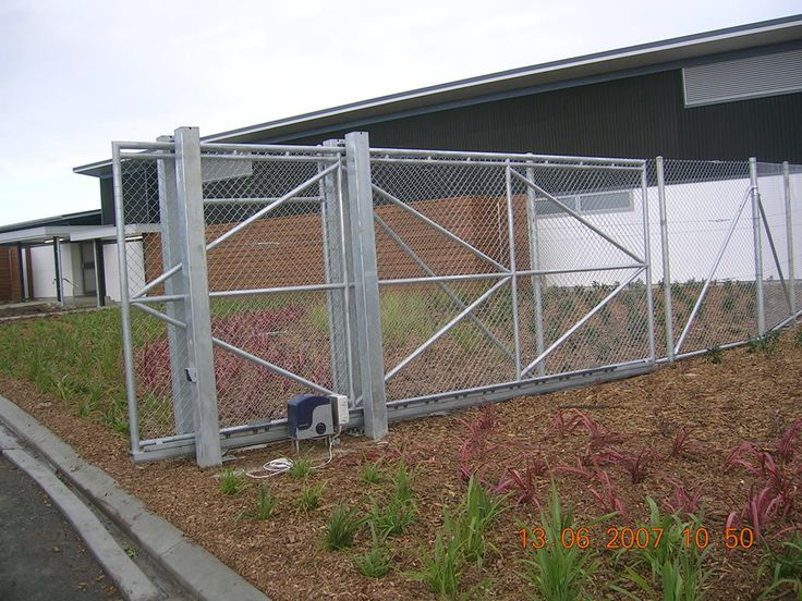 Get Gates & Fence It - Industrial Security
