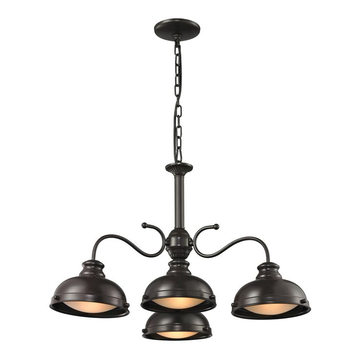 buy the elk lighting oil rubbed bronze direct shop for the elk lighting oil rubbed bronze henninger 4 light bowl shaped pendant and save