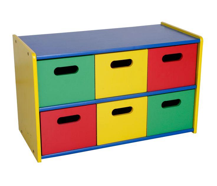 Brinquedos organizados   Um Brinco