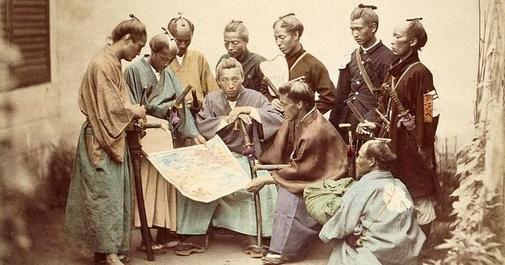 The Last Shogun – First Shots of the Boshin War