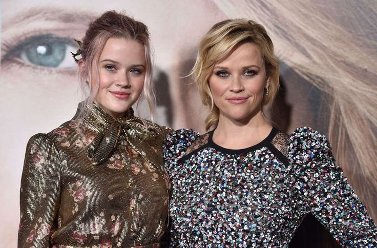 Reese Witherspoon and Ava Elizabeth Phillippe - Jordan Strauss/Invision/AP