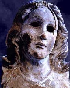 「被爆マリア像を世界遺産へ」へリンク
