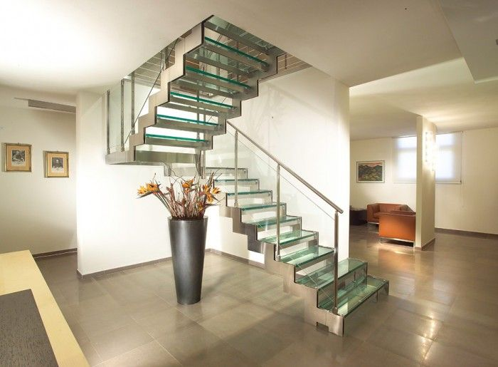 Best 49 Best Glass Staircase Images On Pinterest Stairs 400 x 300