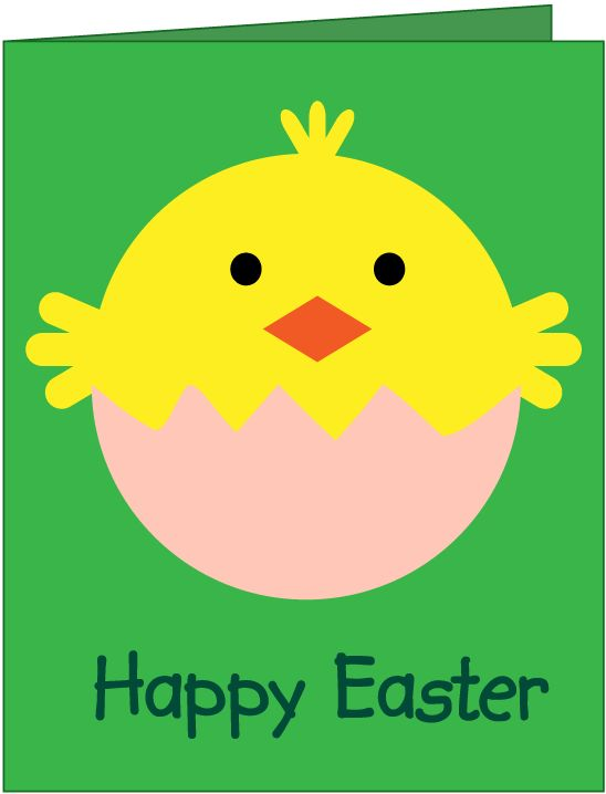 28 best images about Easter – Easter Cards for Kids to Make