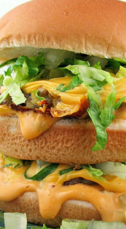 ... about Big Mac on Pinterest | Mcdonald's, Burgers and Big Mac Salat