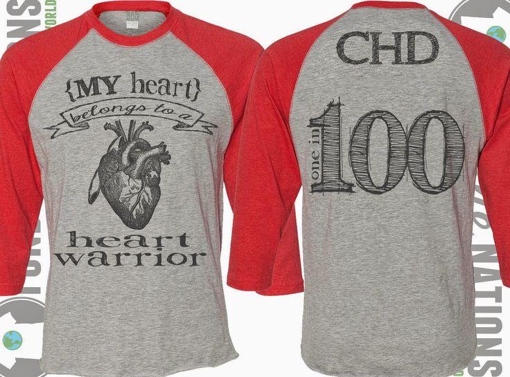 chd awareness shirts - Google Search