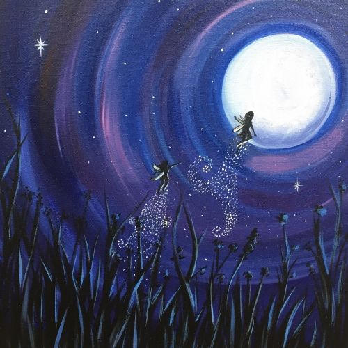 Paint Nite Cleveland | Shula's 2 Steak & Sports - Independence 08/02/2015