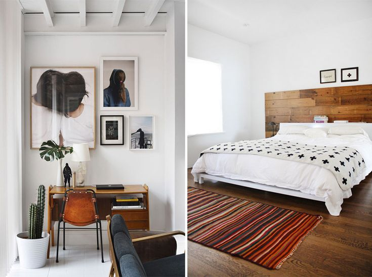 16 best images about modern bed on pinterest mid century for Fresh home interiors