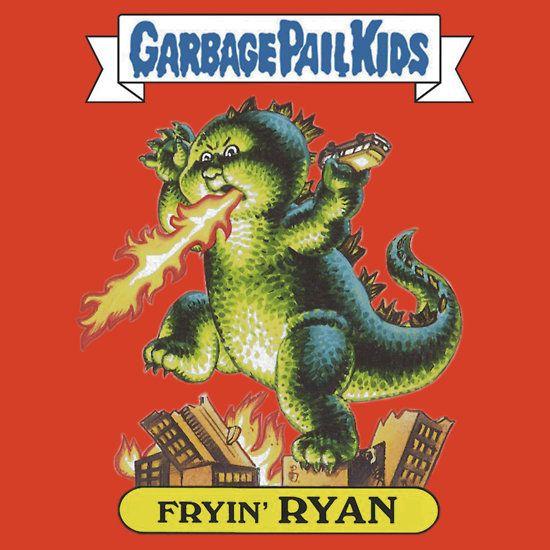 Fryin' Ryan