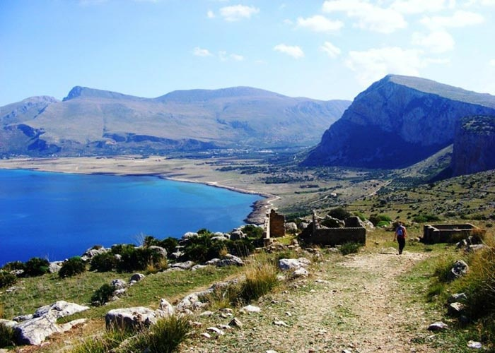 Sentiero Monte Cofano