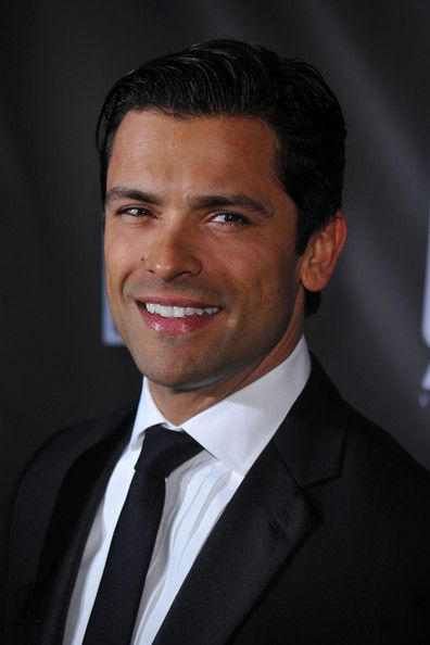 "AID FOR AIDS International Presents ""My Hero Gala"" 2009~~Mark Consuelos"