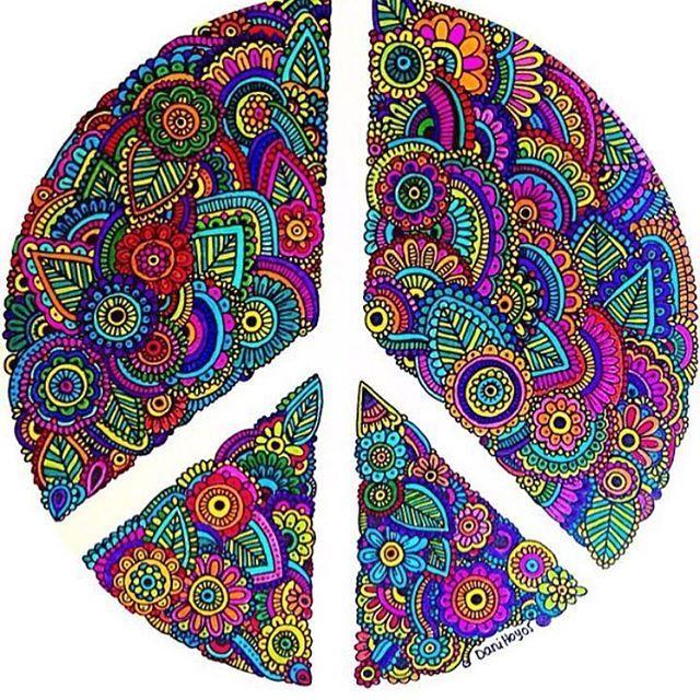 Amor y paz, nada más.