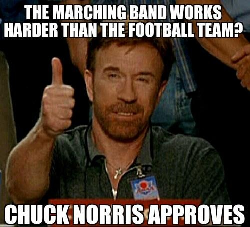 Marching Band Problems                                                                                                                                                     More