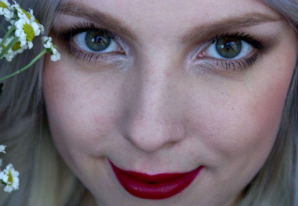 Jemné Růžové Zimní Líčení Makeup Tutorial
