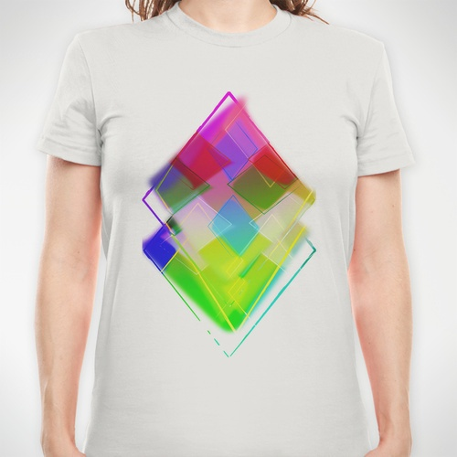 Topaz T-shirt, Greta Thorsdottir