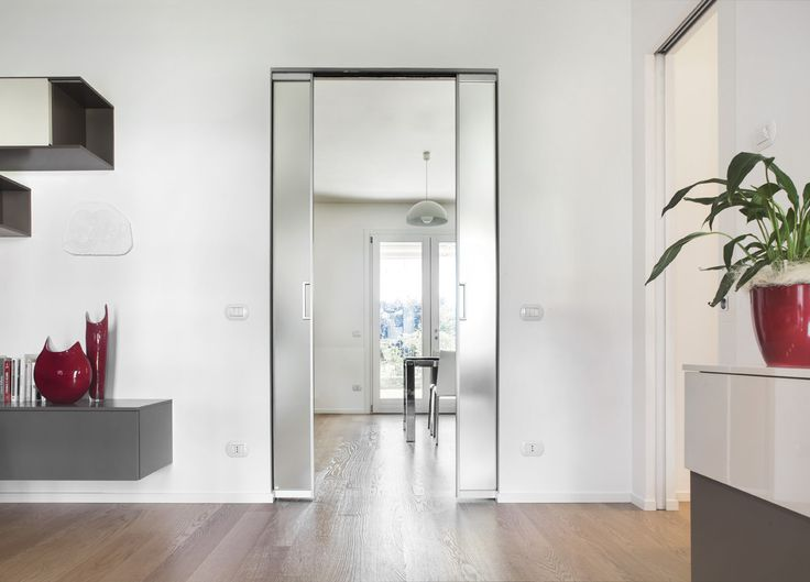 Frame your flush double pocket doors with lighting with the Eclisse Syntesis® Flush Luce system. An elegant solution at a very affordable price of just...