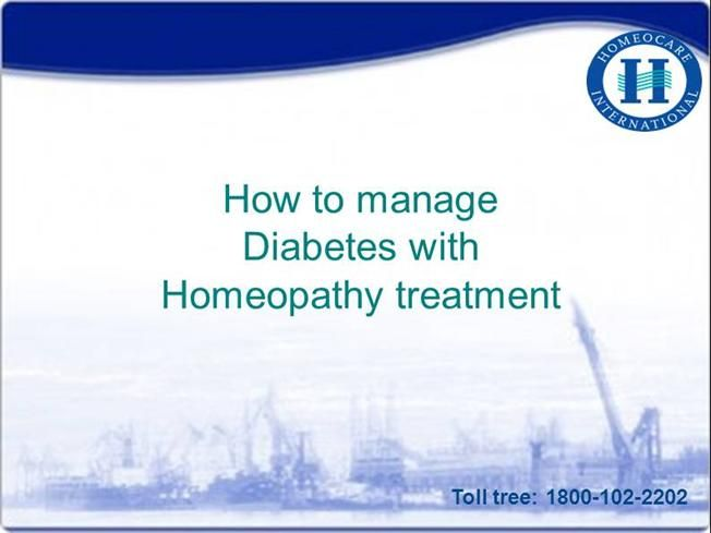 Diabetes is the effect of the body doesn't make enough insulin to keep blood glucose (sugar) levels in the normal range. Everyone wants some glucose in their blood, but if it's too high it can harm your body. Homeopathy offering diabetes treatment and shows the way to normalize blood sugar levels. Homeocare international is solution to provide an effective homeopathy treatment for diabetes.
