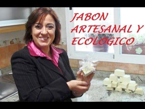 ▶ JABON CASERO DE MIEL Y PARA LA ROPA - YouTube