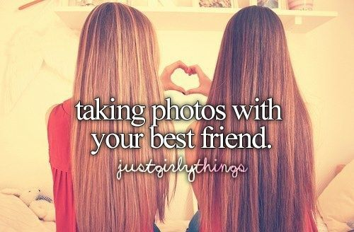 Yeah :): Straight Hair, Best Friends, Friends Pictures, Bestfriends, Girly Things, Long Hair Dos, Friends Pics, Hair Style, Brown Hair