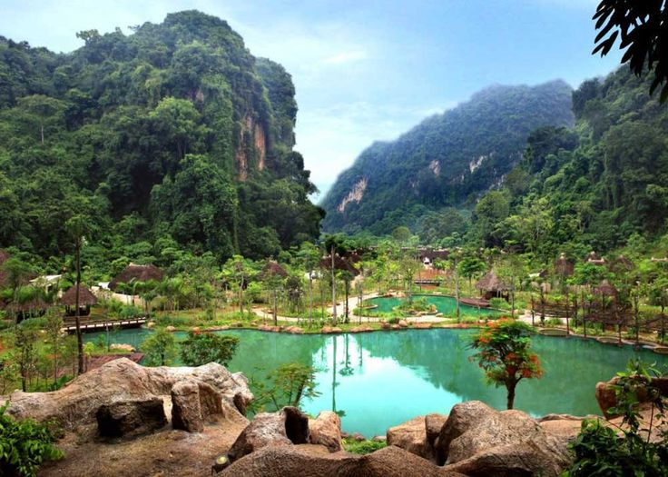 The Banjaran Hotsprings Retreat, Ipoh, Malaysia