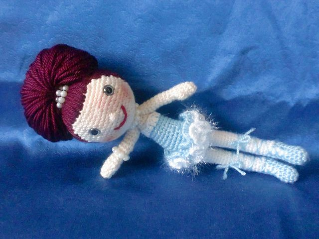 Amigurumi Askina Doll Pattern : Best character amigurumi doll images crocheted