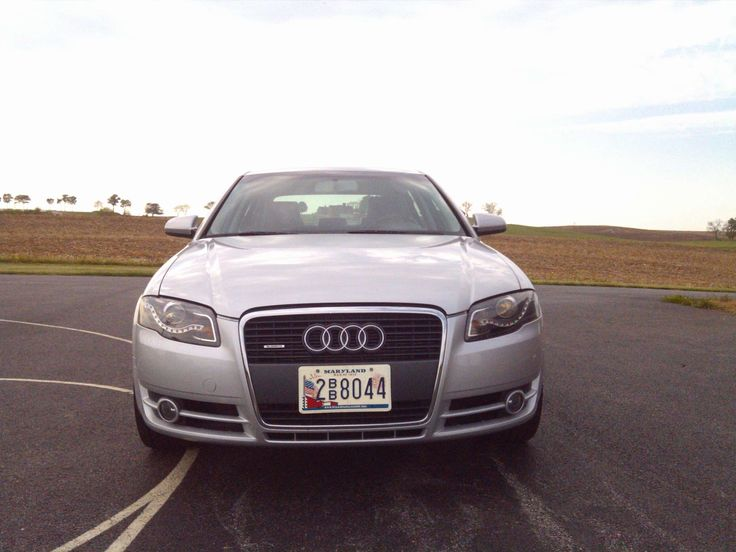 Make:  Audi Model:  A4 Year:  2007 Body Style:   Exterior Color: Silver Interior Color: Black Doors: Four Door Vehicle Condition: Very Good  Please contact:    301-573-4067   For More Info Visit: http://UnitedCarExchange.com/a1/2007-Audi-A4-1062263949615