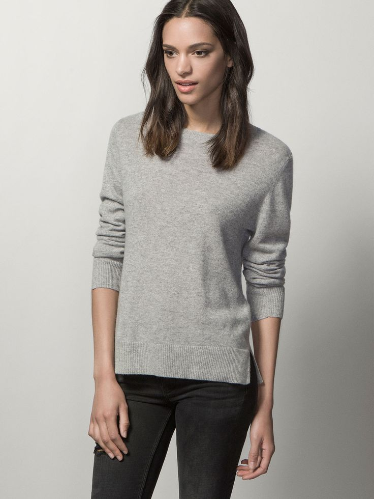 JERSEY 100%CASHMERE