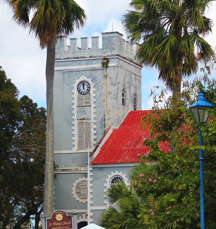 Visit St. Mary's Church on the Historic Churches Tour of Bridgetown: https://www.partner.viator.com/en/14755/tours/Barbados/Historic-Churches-Tour-of-Bridgetown/d30-29386P6