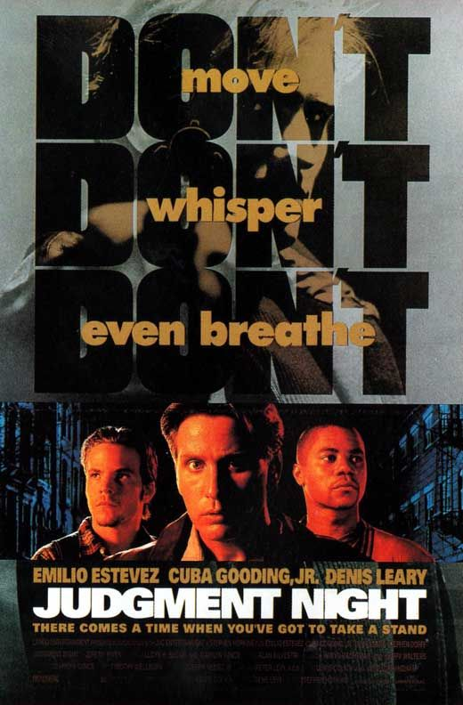 When this film was released in 1994, it went unnoticed.  It performed poorly and was savaged by the critics.  Throughout the years though, I'd hope that it'd find it's audience via video, tv and ultimately DVD.  But this has not been the case.  I put this in here as a classic because the film not only explores the challenges and decisions of friendship, but Stephen Hopkins direction keeps you on the edge of your seat with a finale that will have you cheering.  Watch it.  Now.
