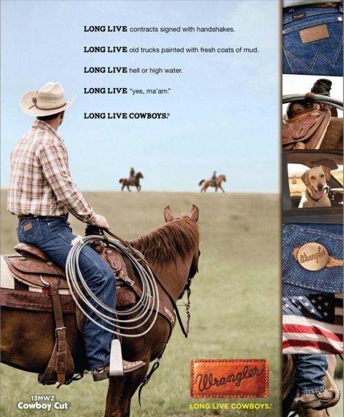 horse cowboy western wrangler long live cowboys
