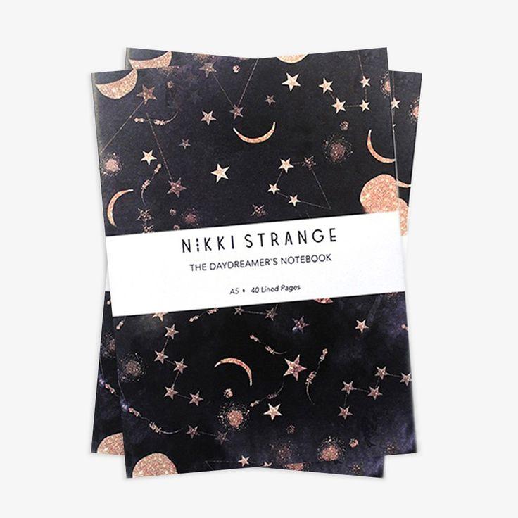 Constellations Notebook (Set of 2) By Nikki Strange - Fy