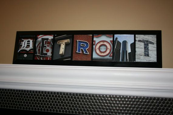 Detroit beautiful Detroit In local sports themed by aaphotos, $98.00