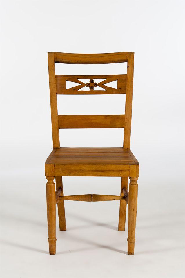 Cadeira bali cadeiras cadeiras madeira de demoli o y for Falegnameria hermann