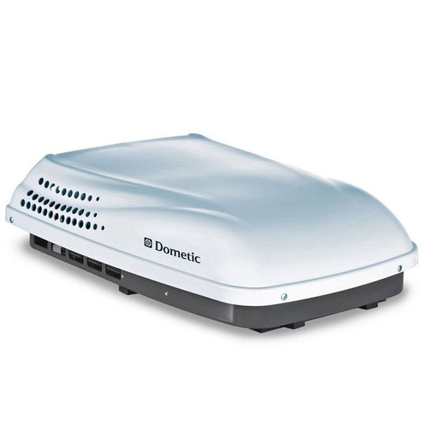 Dometic 641835 Penguin Ii Rv Roof Top Air Conditioner W Heat Strip 13 5k Btu Rv Air Conditioner Air Conditioner Top Air