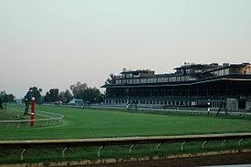Keeneland Race Course, Lexington, Kentucky