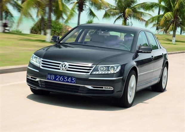Volkswagen Phaeton : une version hybride rechargeable en 2017 ?