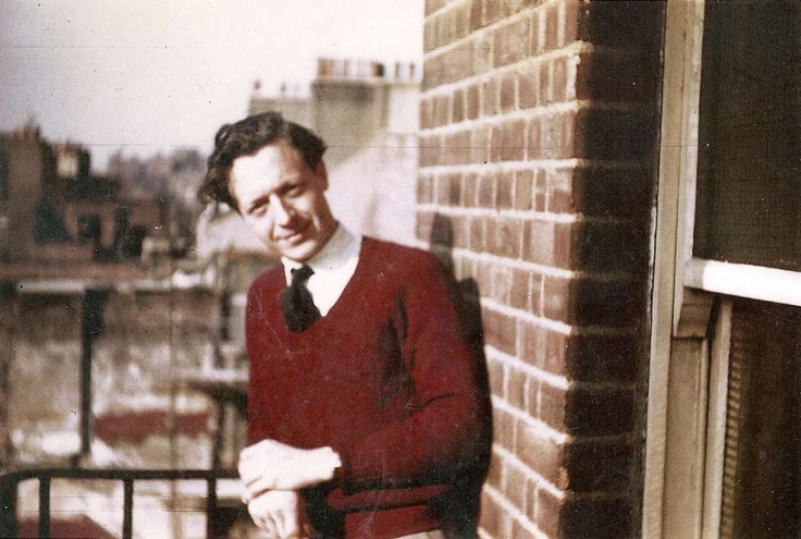 My dad, Ronnie Wass, taken on the fire escape where he worked at Studio Film Labs. Early 1950s I think.