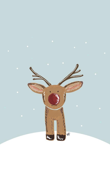 FREE Christmas Phone Wallpapers - www.victoriabilsborough.com