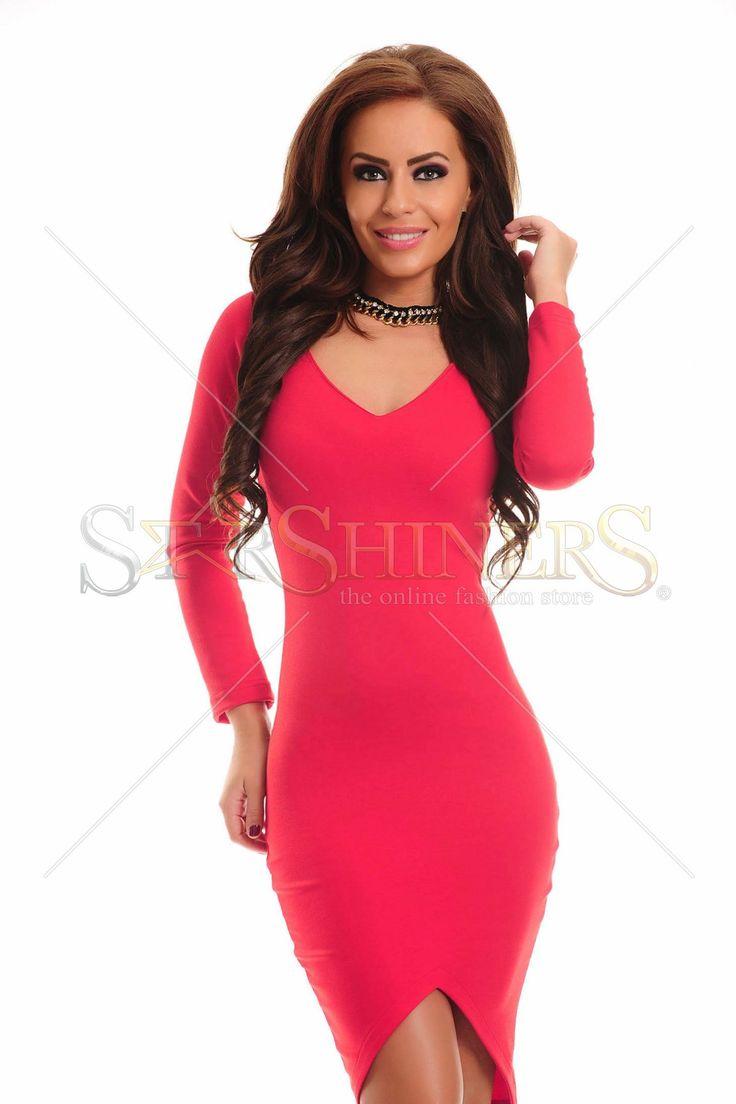StarShinerS Sensual Pink Dress
