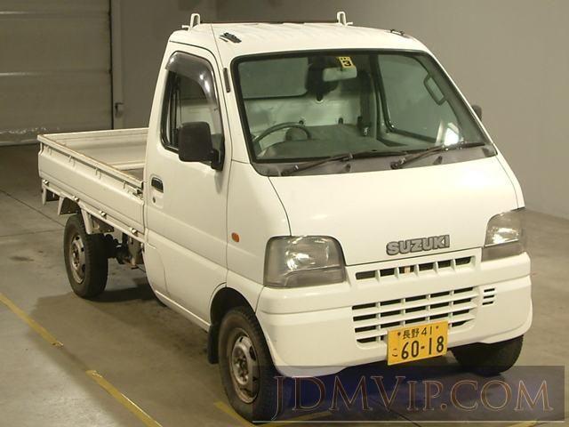 2000 SUZUKI CARRY TRUCK 4WD DB52T - http://jdmvip.com/jdmcars