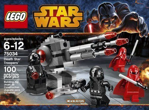 Building Block LEGO Star Wars Death Star Troopers (100pcs) Figures Toys ** Learn more by visiting the image link.