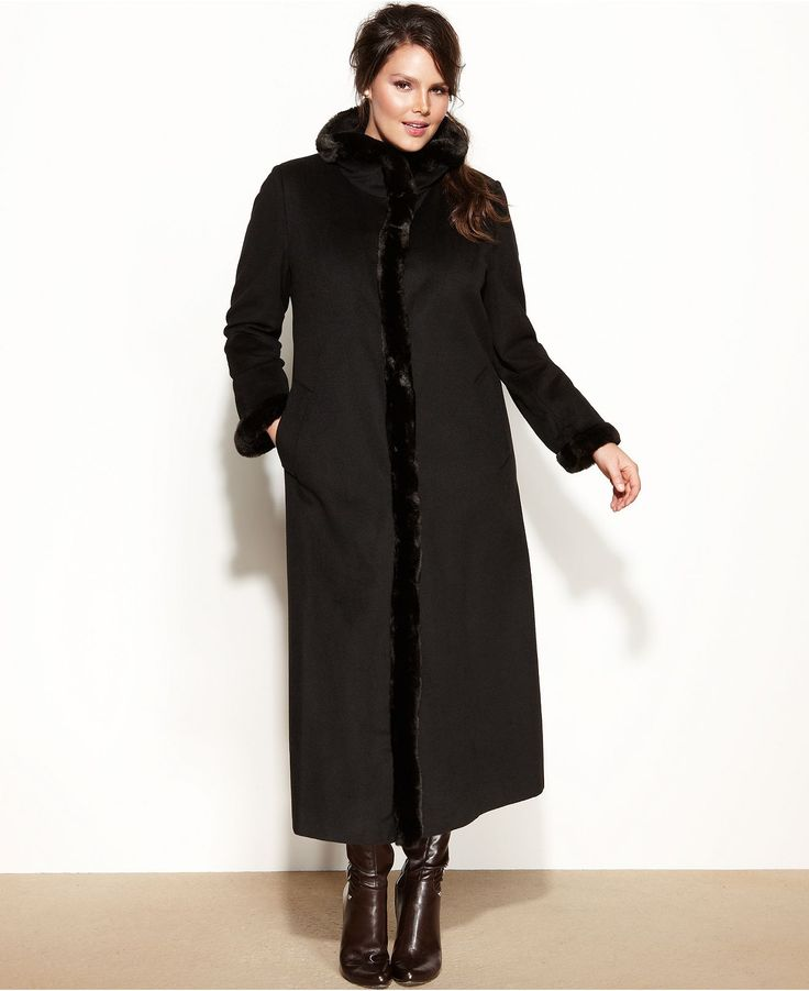 long-coats-for-women-in-black | Long Coat | Pinterest | Coats ...