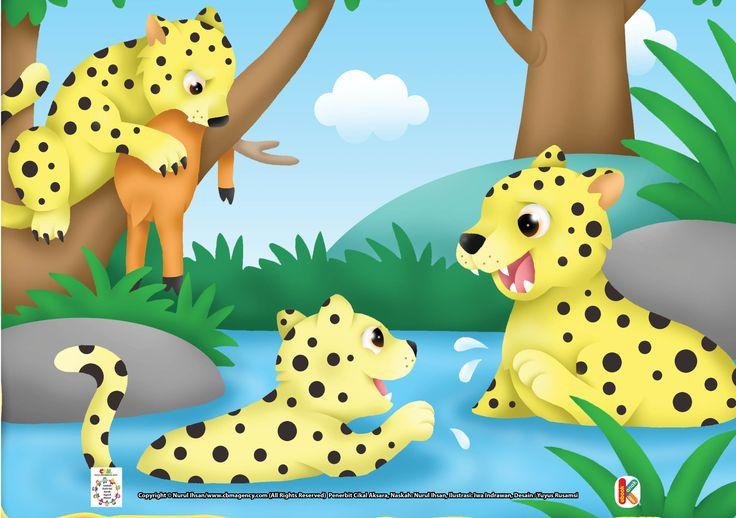 Kenapa Macan Tutul Dijuluki Macan Dahan