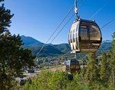 Free Scenic Gondola Rides    Park for free in the BreckConnect Gondola lots and enjoy spectacular views of Cucumber Gulch Preserve on your way up to the Breckenridge Fun Park!