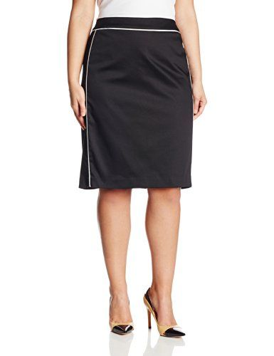 Fashion Bug Womens Plus Size Lucy Pencil Skirt Www