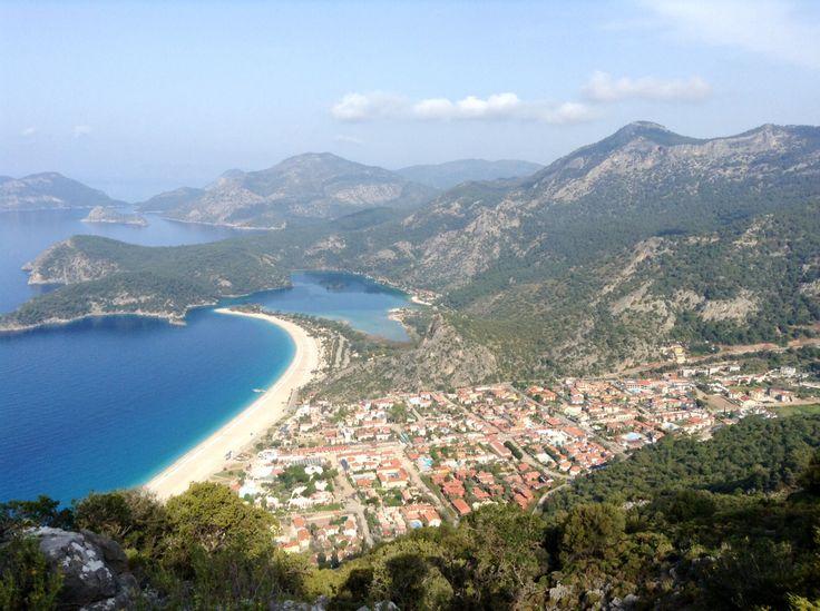 Day 1: Ovacik to Faralya, Lycian Way