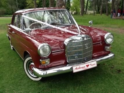1966 Mercedes Benz 230 Fintail. His son Petrus advertised the 230 Fintail on Gumtree and he made prospective buyers aware that it was not driveable. Petrus assured that the car had no rust, due to it being deep inland and in dry climate conditions. #VintageCarImporters #MercedesBenz