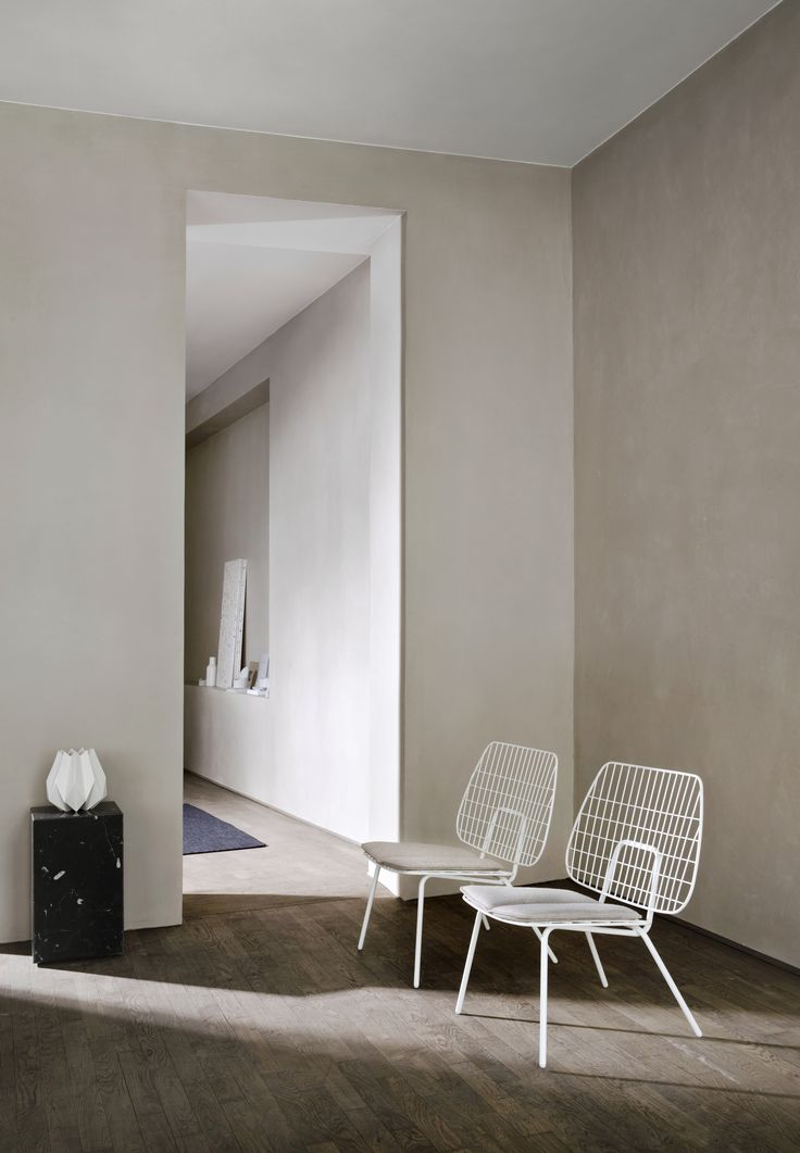 Kinfolk Studio, Photoshoot, Location, MENU String Chair, Marble Plinth