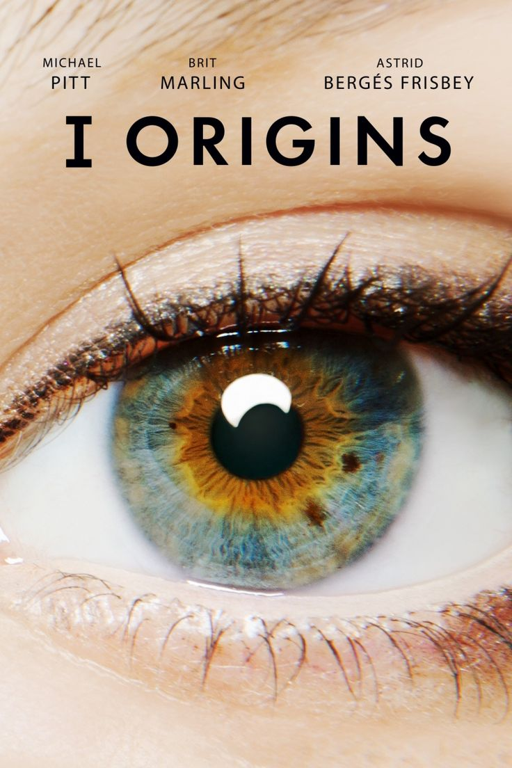 I Origins (en español Orígenes) es una película estadounidense de ciencia ficción y drama de 2014 escrita, dirigida y producida por Mike Cahill. La producción independiente se estrenó en el Festival de Cine de Sundance el 18 de enero de 2014. Fue distribuido por Fox Searchlight Pictures y recibió el Premio a la Mejor Película del Festival de Cine Fantástico de Sitges el 11 de octubre de 2014. #IOrigins #Eyes #Reincarnation