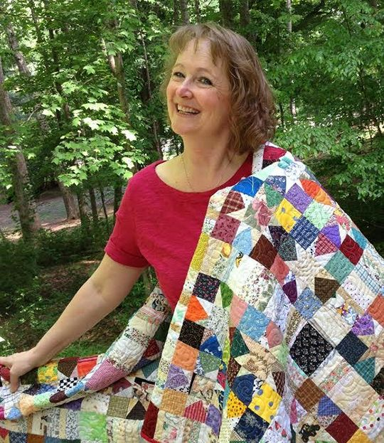 Hello, quilters! My name is Bonnie K. Hunter, and I am thrilled to be here on the C&T blog today talking about my favorite topic ever,…